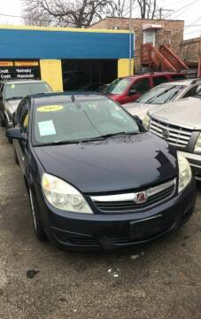 2007 Saturn Aura for sale at HW Used Car Sales LTD in Chicago IL