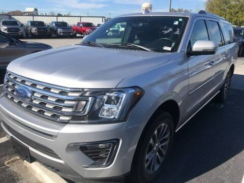 2018 Ford Expedition MAX for sale at BILLY HOWELL FORD LINCOLN in Cumming GA