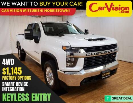 2020 Chevrolet Silverado 3500HD for sale at Car Vision Mitsubishi Norristown in Norristown PA