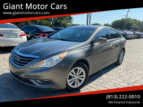 2011 Hyundai Sonata for sale at Giant Motor Cars in Tampa FL