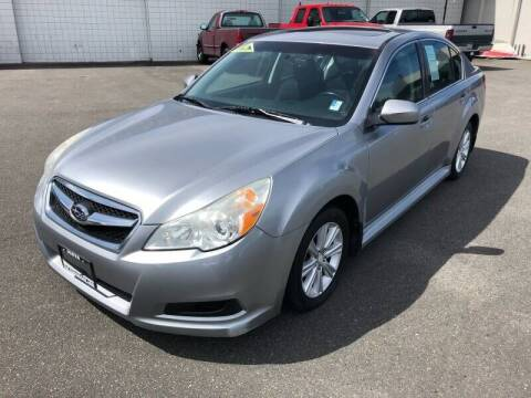 2010 Subaru Legacy for sale at TacomaAutoLoans.com in Tacoma WA