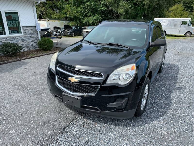 2011 Chevrolet Equinox for sale at walts auto in Cherryville PA