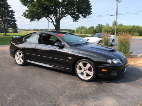 2006 Pontiac GTO for sale at Fox Valley Motorworks in Lake In The Hills IL