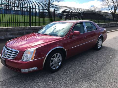 2006 Cadillac DTS for sale at Bob & Sons Automotive Inc in Manchester NH