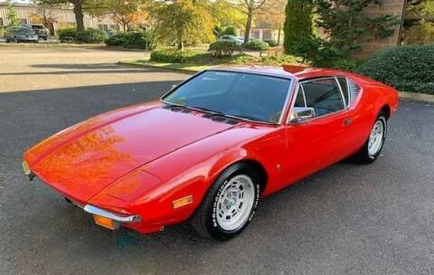 1972 PANTERA COUP for sale at Black Tie Classics in Stratford NJ
