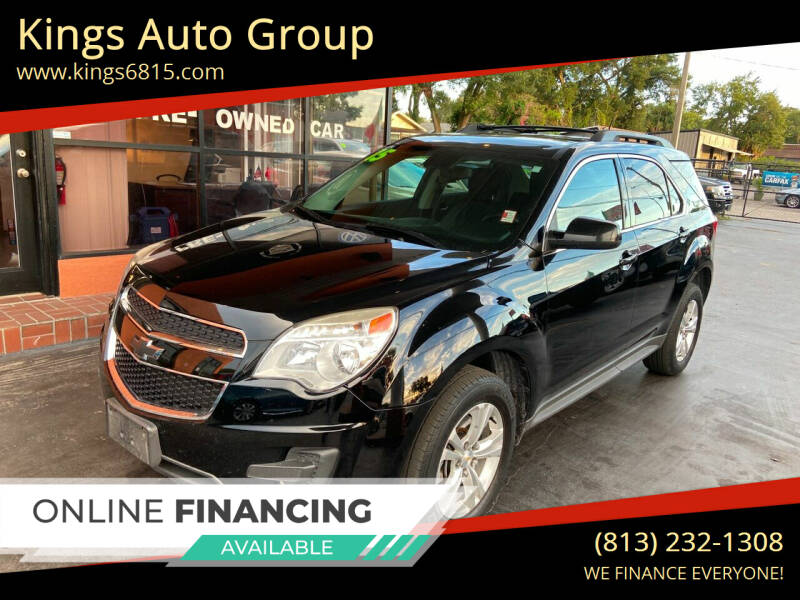 2015 Chevrolet Equinox for sale at Kings Auto Group in Tampa FL