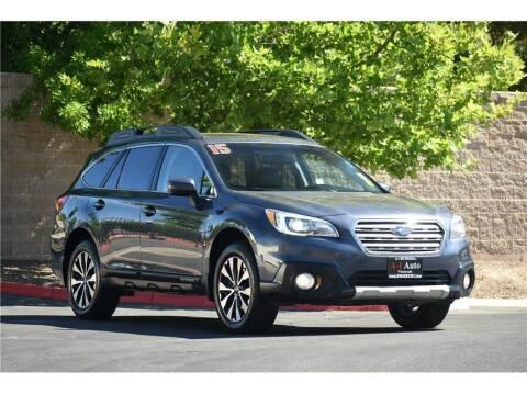 2015 Subaru Outback for sale at A-1 Auto Wholesale in Sacramento CA