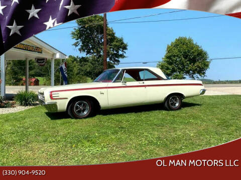 1964 Dodge Coronet for sale at Ol Man Motors LLC in Louisville OH