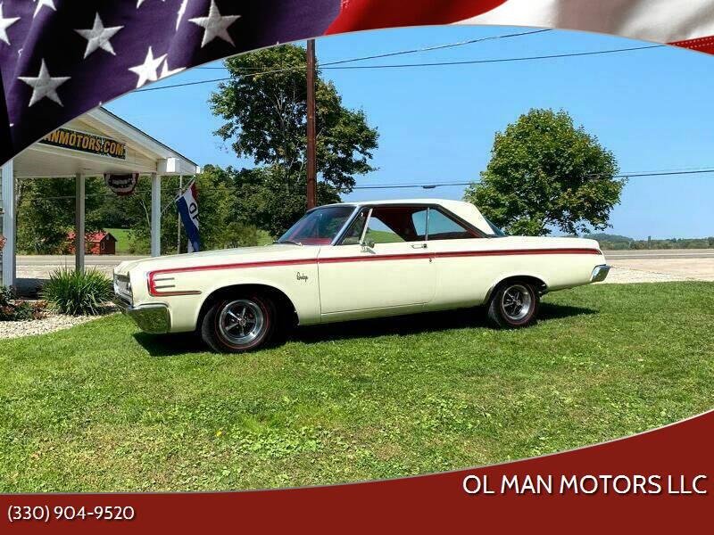 1964 Dodge Coronet for sale at Ol Man Motors LLC in Louisville OH
