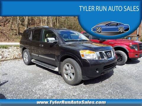 2012 Nissan Armada for sale at Tyler Run Auto Sales in York PA