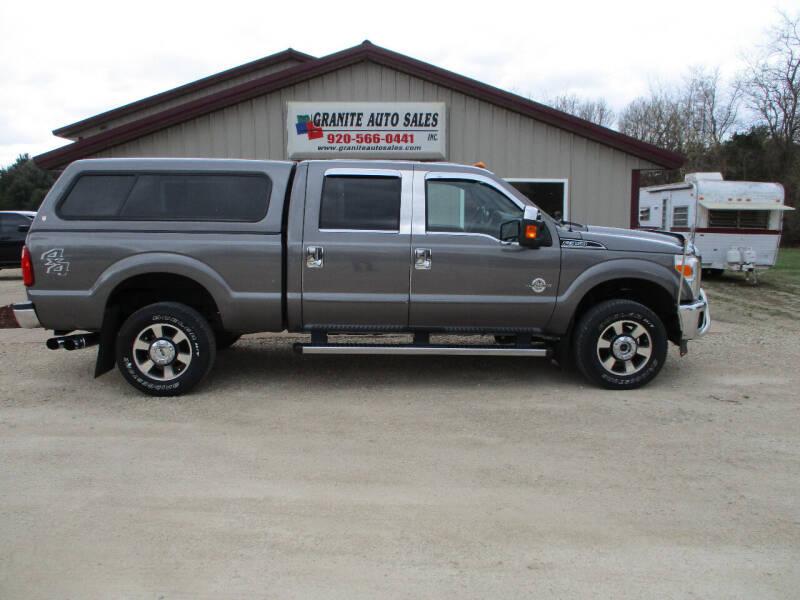 2011 Ford F-350 Super Duty for sale at Granite Auto Sales in Redgranite WI