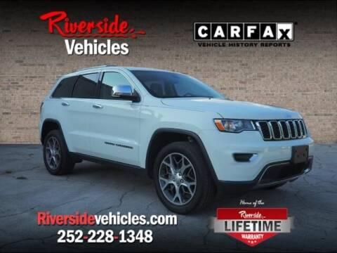 2020 Jeep Grand Cherokee for sale at Riverside Mitsubishi(New Bern Auto Mart) in New Bern NC