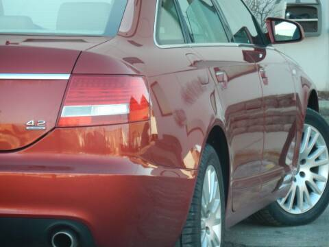 2006 Audi A6 for sale at Moto Zone Inc in Melrose Park IL