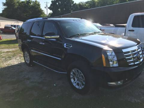 2007 Cadillac Escalade for sale at Clayton Auto Sales in Winston-Salem NC