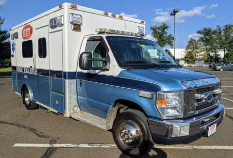 2012 Ford E-450 for sale at Global Emergency Vehicles Inc in Levittown PA