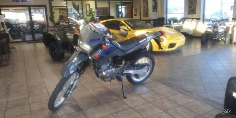 2020 Suzuki DR200SM0 for sale at Suzuki of Tulsa in Tulsa OK