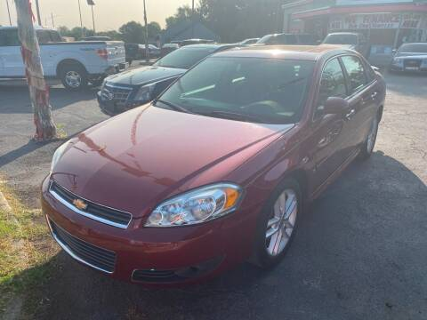 2011 Chevrolet Impala for sale at Right Place Auto Sales in Indianapolis IN