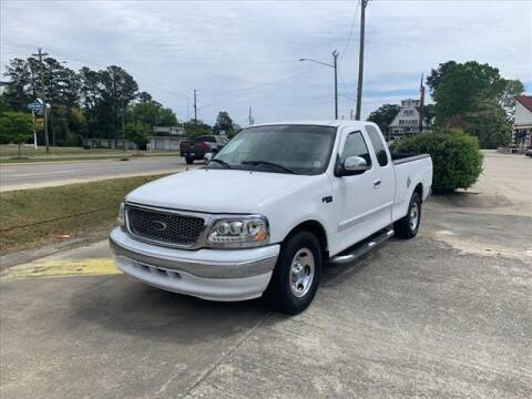 2001 Ford F-150 for sale at Kelly & Kelly Auto Sales in Fayetteville NC