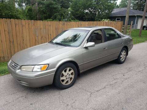 1998 Toyota Camry for sale at REM Motors in Columbus OH