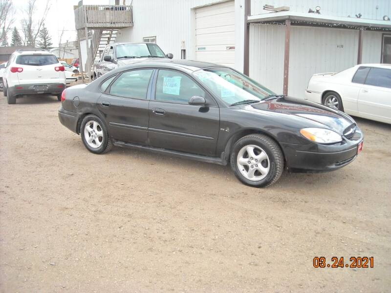 2000 Ford Taurus for sale at Ron Lowman Motors Minot in Minot ND