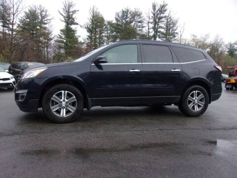 2017 Chevrolet Traverse for sale at Mark's Discount Truck & Auto Sales in Londonderry NH
