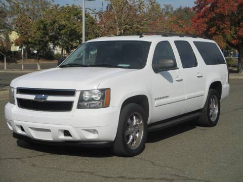 2007 Chevrolet Suburban for sale at General Auto Sales Corp in Sacramento CA