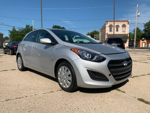 2017 Hyundai Elantra GT for sale at Auto Gallery LLC in Burlington WI