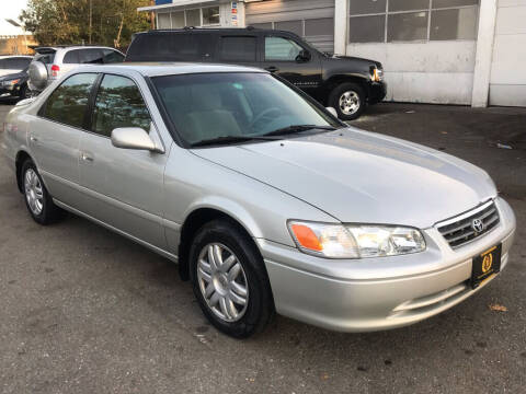 2001 Toyota Camry for sale at Bayview Motor Club, LLC in Seatac WA