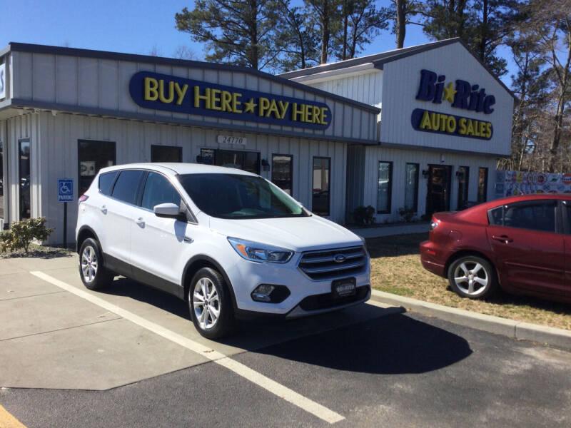 2017 Ford Escape for sale at Bi Rite Auto Sales in Seaford DE