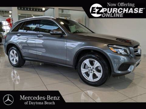 2018 Mercedes-Benz GLC for sale at Mercedes-Benz of Daytona Beach in Daytona Beach FL