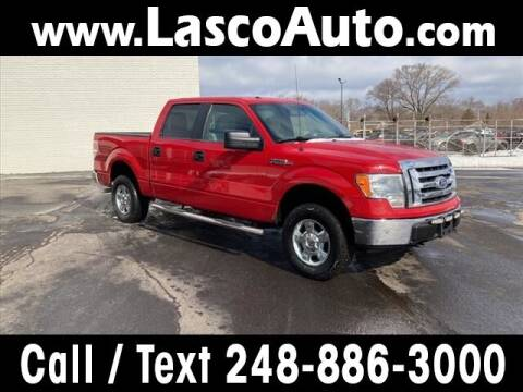 2010 Ford F-150 for sale at Lasco of Waterford in Waterford MI