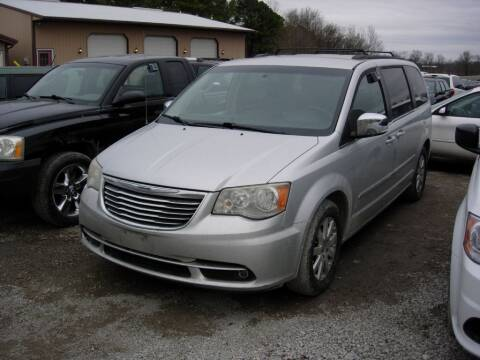 2011 Chrysler Town and Country for sale at Greg Vallett Auto Sales in Steeleville IL