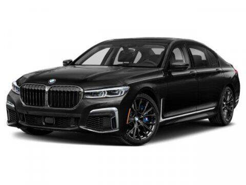 2020 BMW 7 Series for sale at BMW OF ORLAND PARK in Orland Park IL
