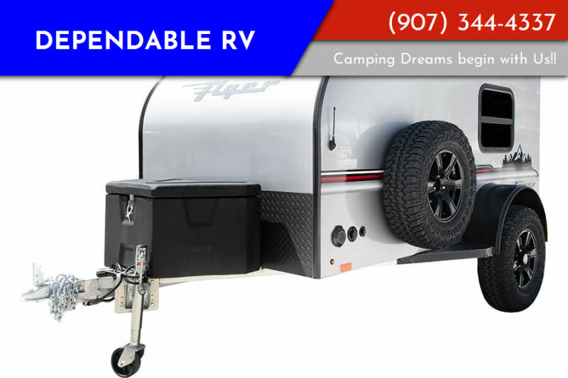 2021 inTech Flyer for sale at Dependable RV in Anchorage AK