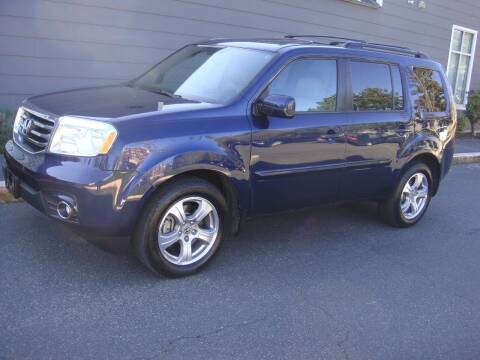 2013 Honda Pilot for sale at Western Auto Brokers in Lynnwood WA