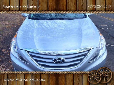 2014 Hyundai Sonata for sale at Simon Auto Group in Newark NJ