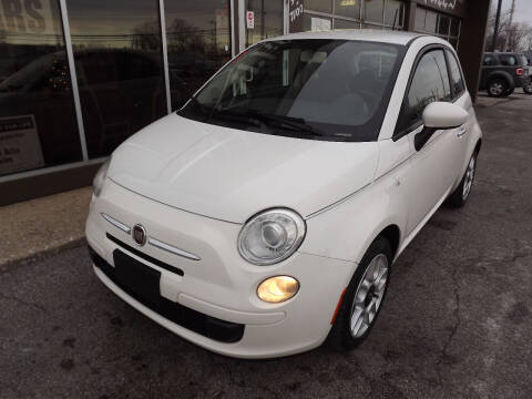 2012 FIAT 500 for sale at Arko Auto Sales in Eastlake OH