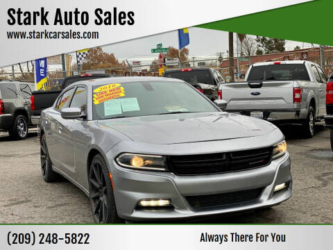 2016 Dodge Charger for sale at Stark Auto Sales in Modesto CA