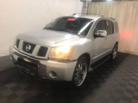 2006 Nissan Armada for sale at DREWS AUTO SALES INTERNATIONAL BROKERAGE in Atlanta GA