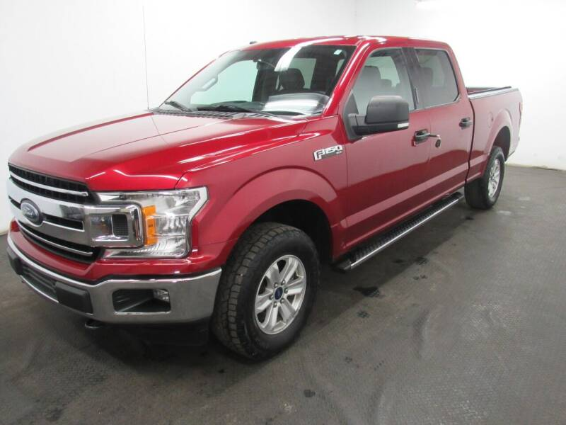 2018 Ford F-150 for sale at Automotive Connection in Fairfield OH