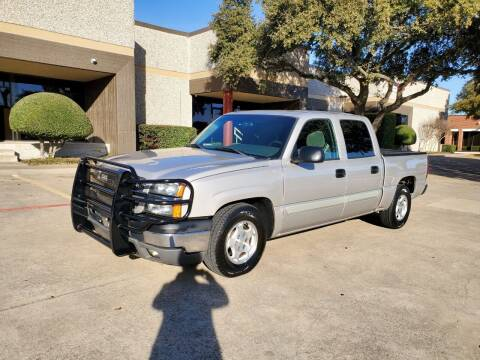 2004 Chevrolet Silverado 1500 for sale at DFW Autohaus in Dallas TX