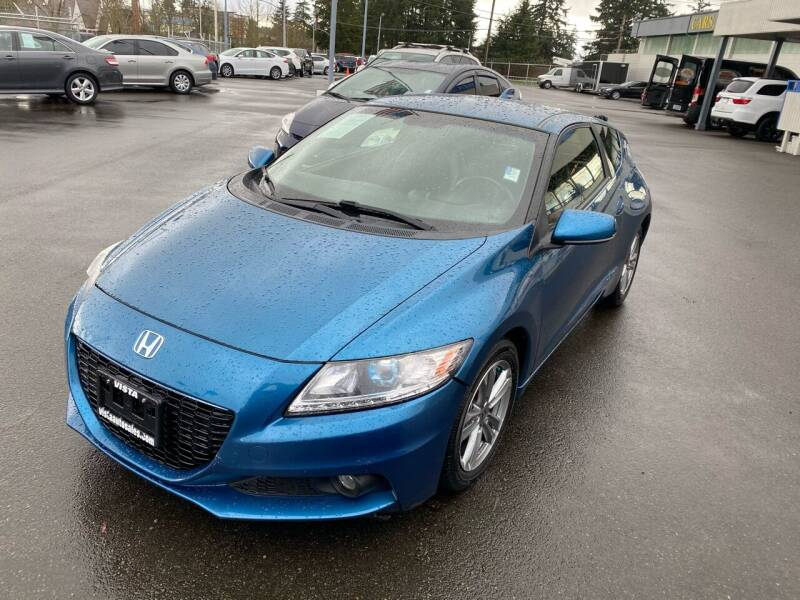 2013 Honda CR-Z for sale at Vista Auto Sales in Lakewood WA