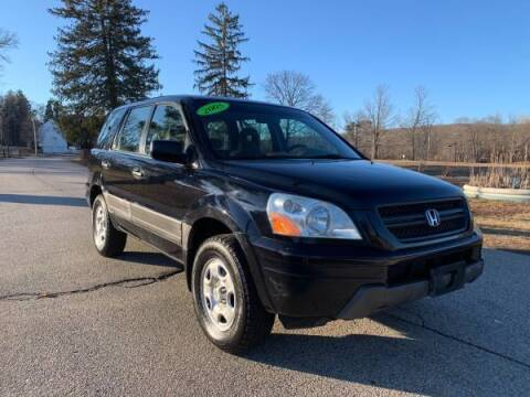 2005 Honda Pilot for sale at 100% Auto Wholesalers in Attleboro MA