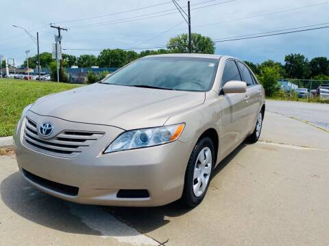 2008 Toyota Camry for sale at Xtreme Auto Mart LLC in Kansas City MO