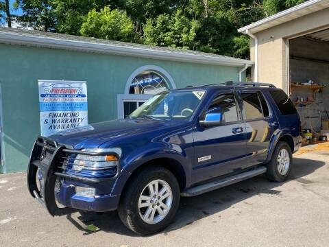 2008 Ford Explorer for sale at Precision Automotive Group in Youngstown OH