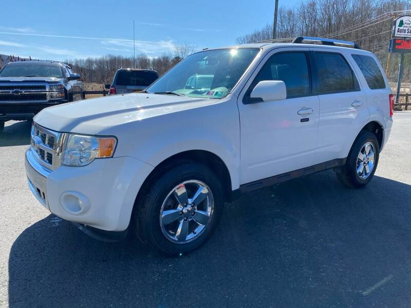 2011 Ford Escape for sale at Pine Grove Auto Sales LLC in Russell PA