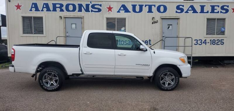 2006 Toyota Tundra for sale at Aaron's Auto Sales in Corpus Christi TX