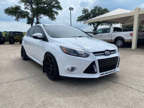 2014 Ford Focus for sale at Thornhill Motor Company in Hudson Oaks, TX