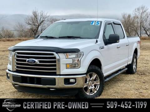 2015 Ford F-150 for sale at Premier Auto Group in Union Gap WA