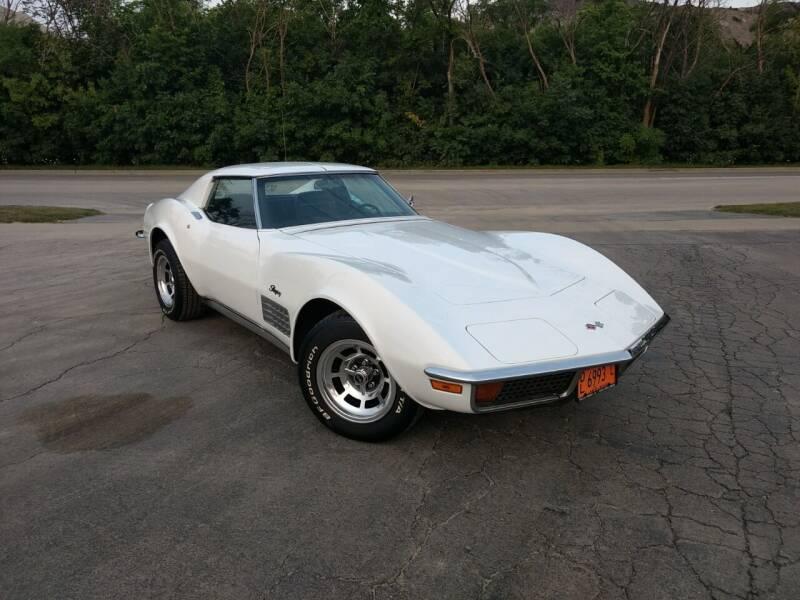 1972 Chevrolet Corvette for sale at Great Lakes AutoSports in Villa Park IL